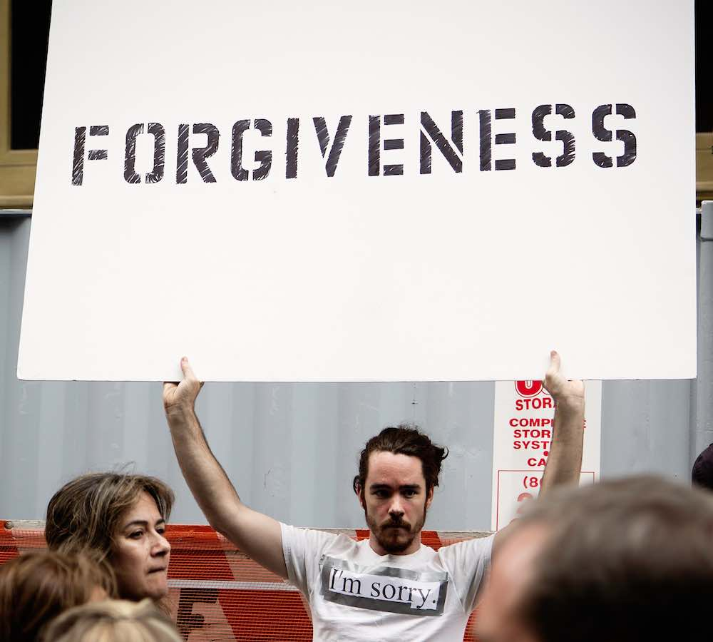 meditation for forgiveness